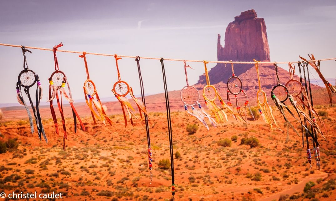 Road-trip USA- Monument Valley- Art Navajo