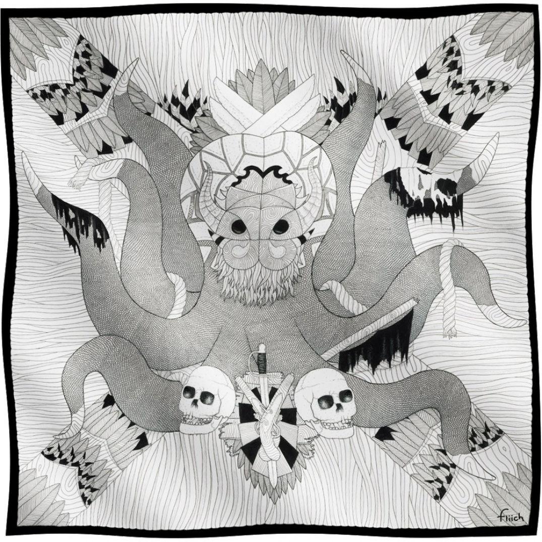 Des foulards voyageurs en format carrés