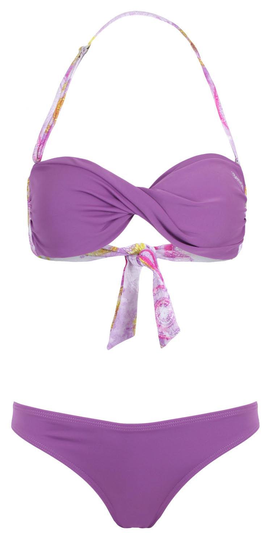 Bikini violet Bench