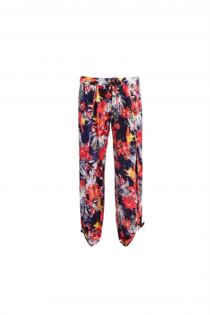 Pantalon de plage tropical de la limited édition de Seafolly