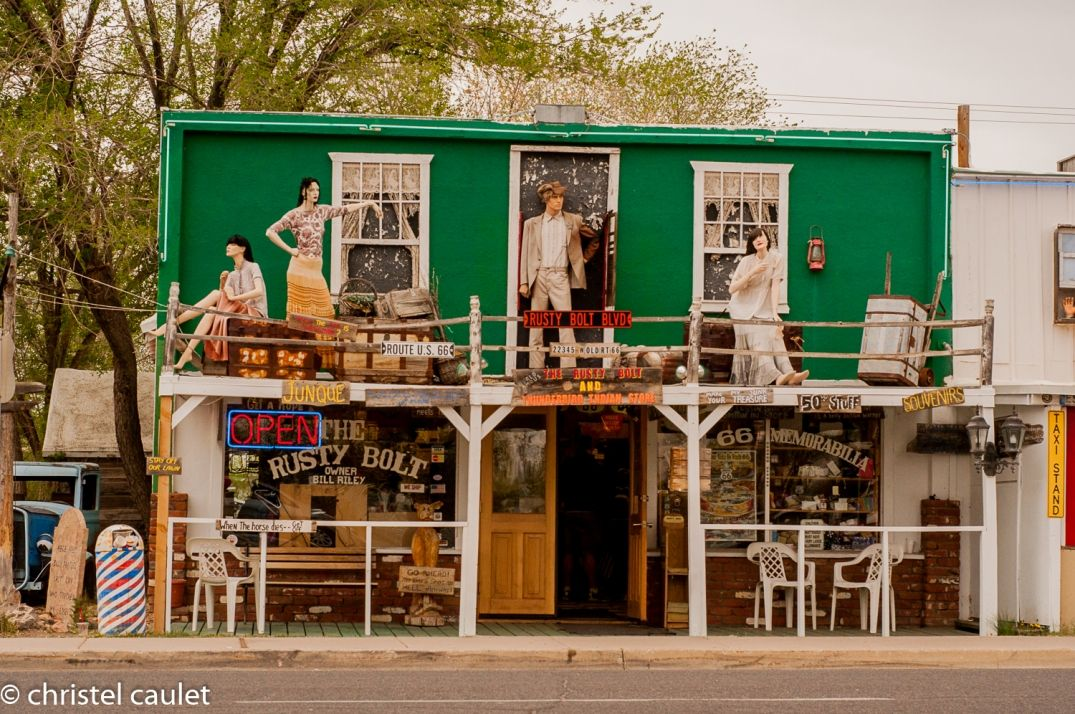 Road-trip USA - Flagstaff - route 66