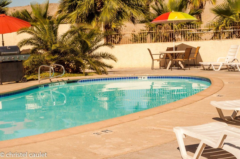 La piscine - motel