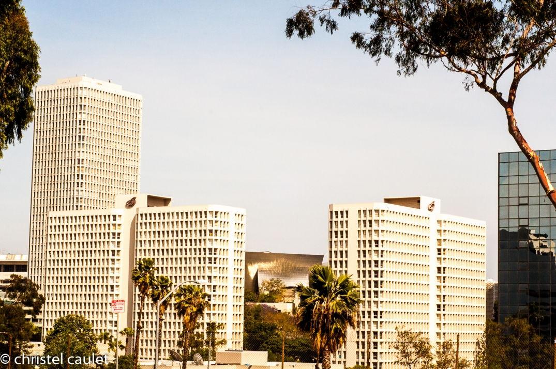 Ambiance dans Fashion District à Los Angeles