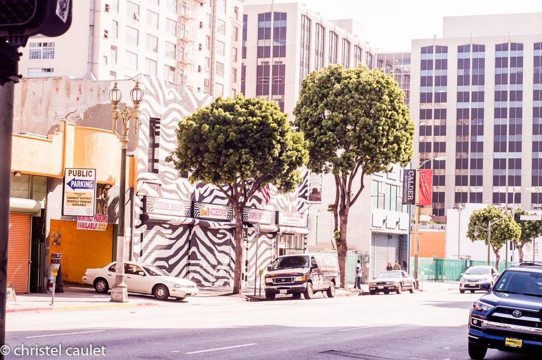 Ce côté de Los Angeles que l'on montre moins !