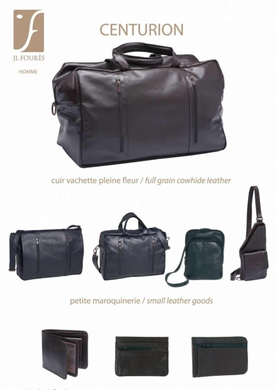 Voyagez stylées avec des sacs en cuir made in the Tarn 04