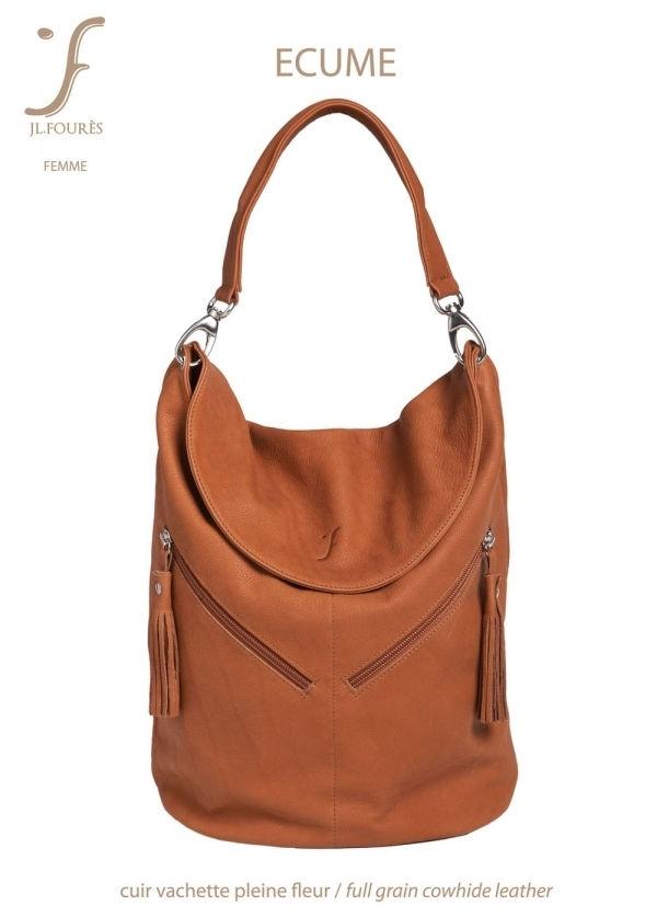 Voyagez stylées avec des sacs en cuir made in the Tarn 06