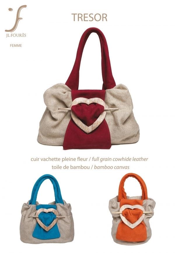 Le sac in love de chez Fourès