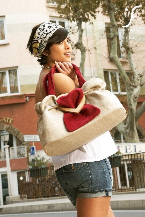 Look Fourès pour ce sac