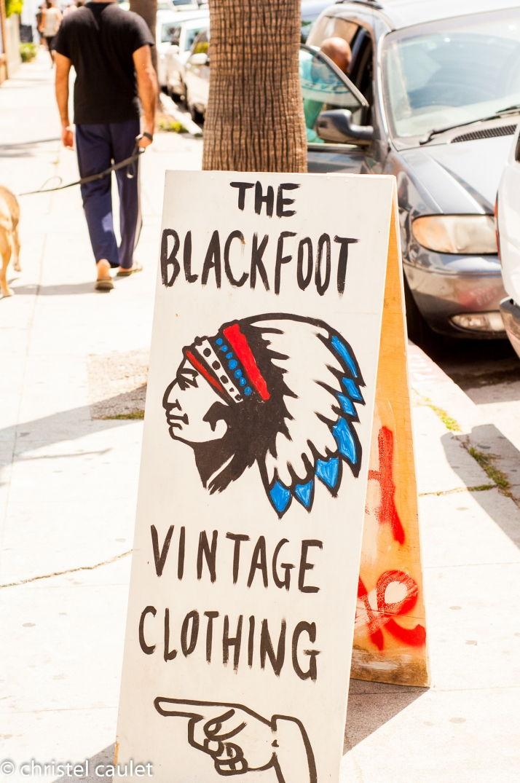 Vintage et coolitude à Venice Beach