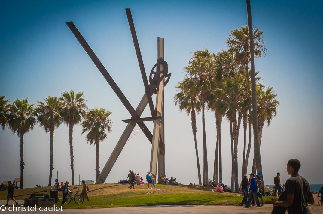 Venice Beach à Los Angeles