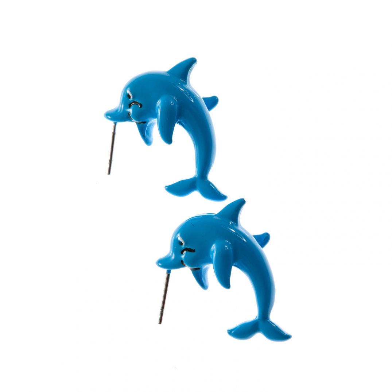 Des épingles en forme de dauphin, sympa !