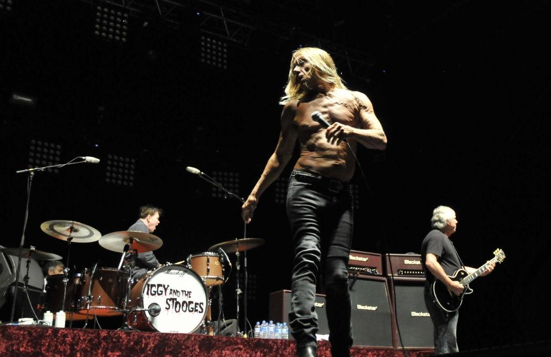 Iggy Pop à voir en concert à Pause Guitare