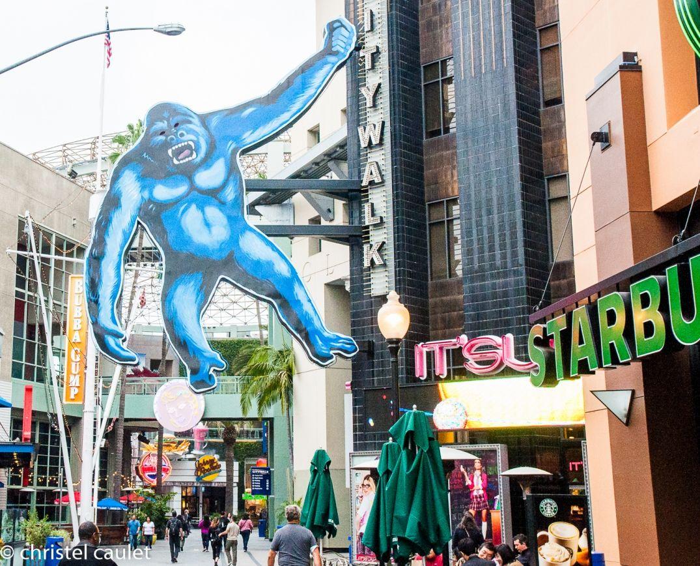 Road-trip USA -Démesure totale à Universal Studios à Los Angeles