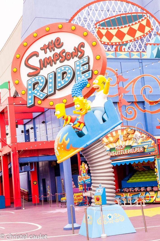 Road-trip USA - univers différents - Universal Studios à Los Angeles