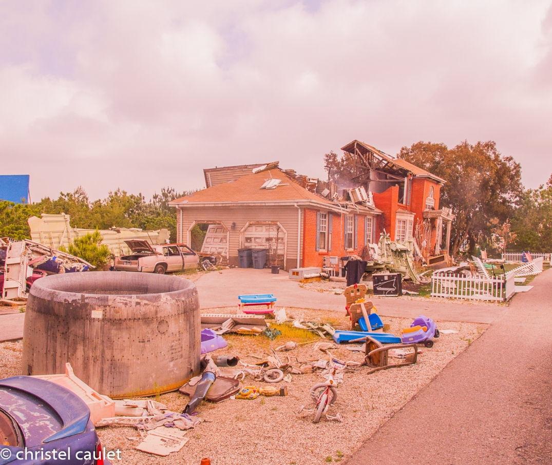 Road-trip USA-Reconstitution de décor - Universal Studio à Los Angeles