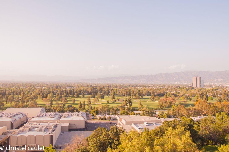 Road-trip USA - Vue sur les studios réels de Universal à Los Angeles