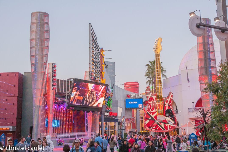 Road-trip USA - monde à Universal City à Los Angeles