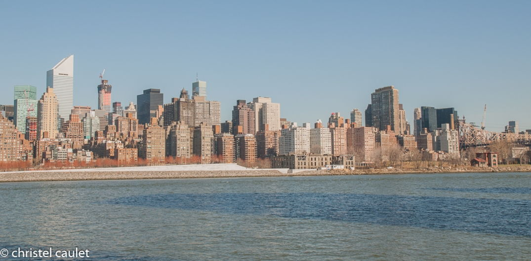 La skyline de New-York