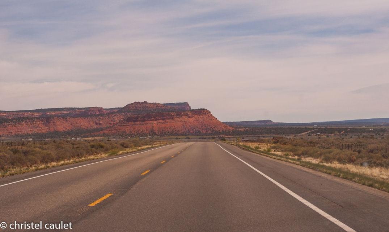 Des paysages magnifiques sur la route 66