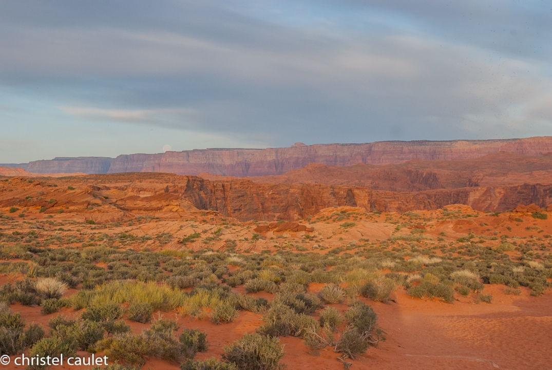 Ces paysages pris au fil du voyage