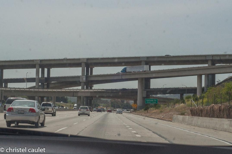 Arriver à Los Angeles