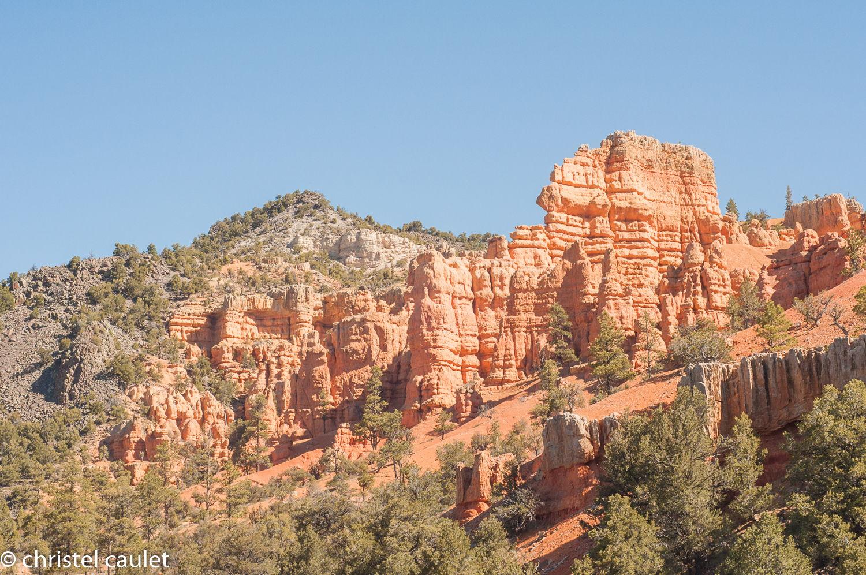 A Bryce Canyon