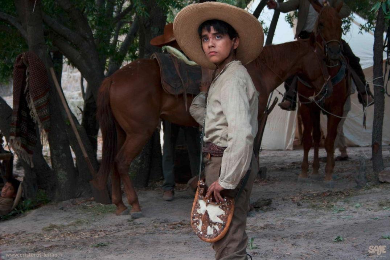 Un enfant mexicain dans Cristéros