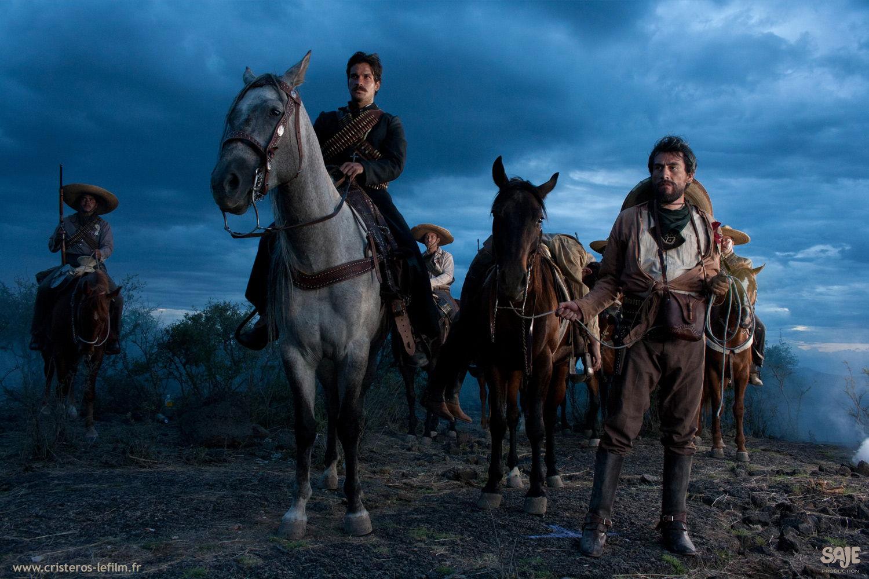 Les chevaux incroyables dans Cristéros