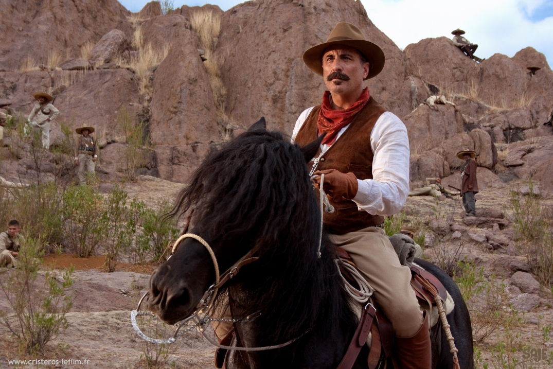 A dos de cheval dans Cristéros
