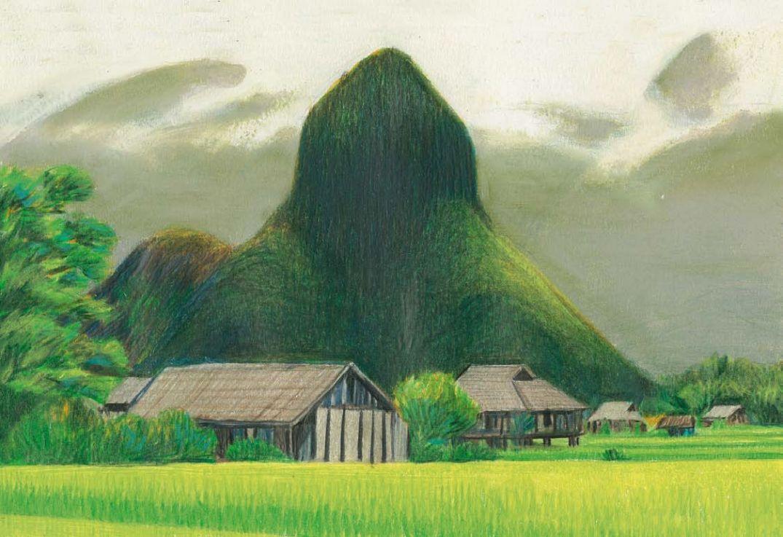 Des dessins uniques dans les Travel Books de Louis Vuitton