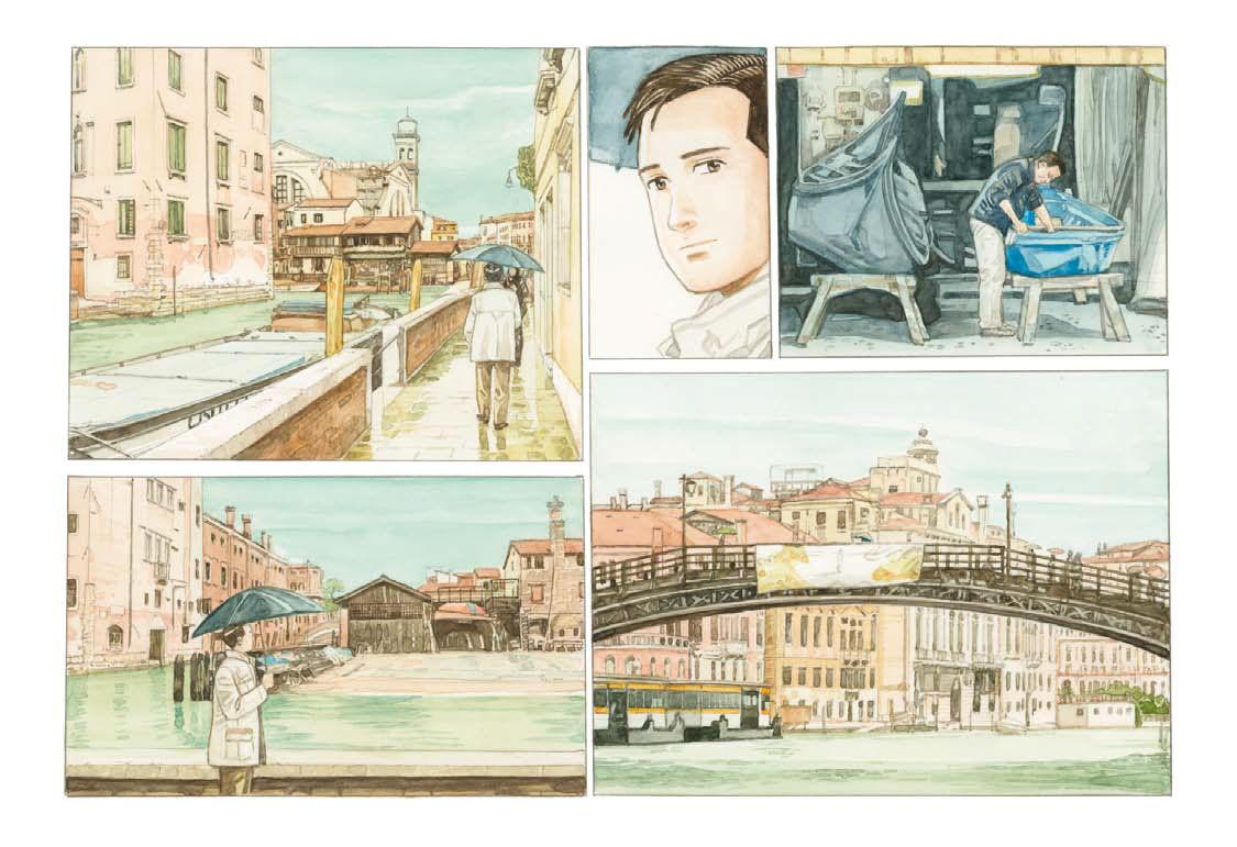 Travel Book de Louis Vuitton sur Venise et le Vietnam à découvrir 06