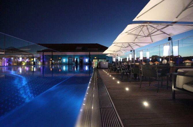 Le Five seas Hôtel à Cannes