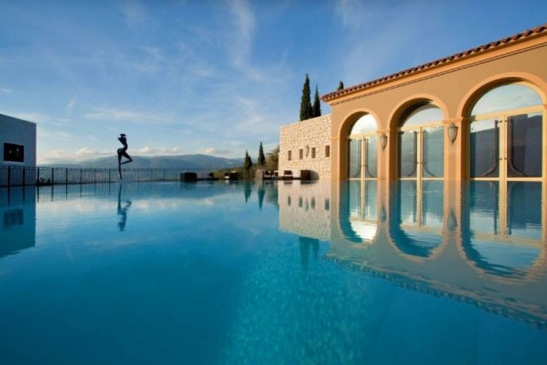 Voyagez stylées : L'hôtel Le Mas Candille à Cannes 07
