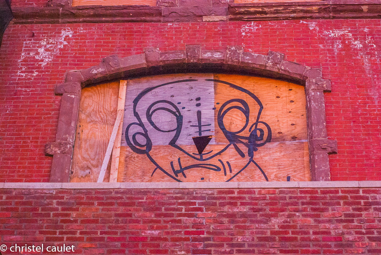 Graffiti dans New York