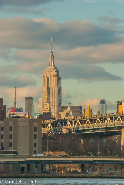 Les buildings rivalisent d'atout à New York