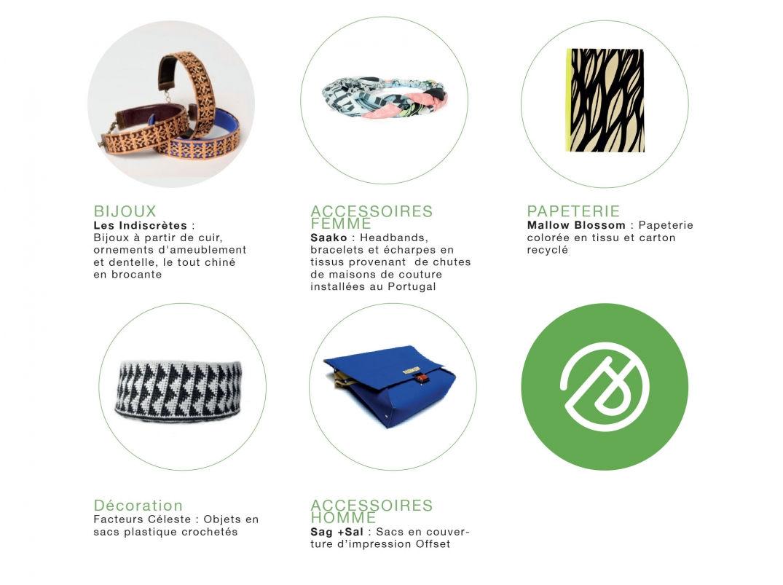 Un large choix d'objets design chez Slow