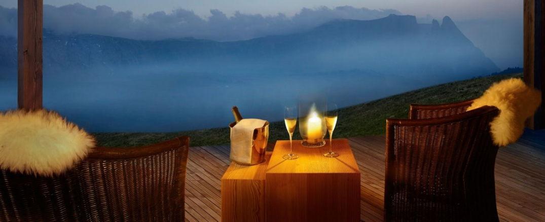 Voyagez stylées au Mountain Lodge, refuge de luxe classé 6