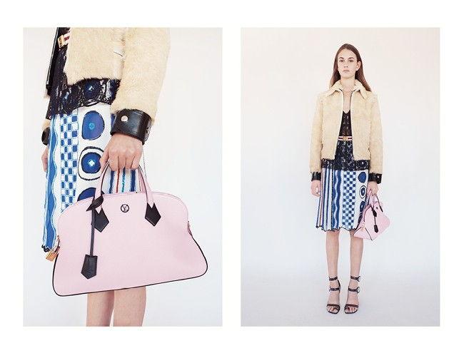 Voyagez stylées avec la Collection de sacs Louis Vuitton resort 2015 par Nicolas Ghesquière 1