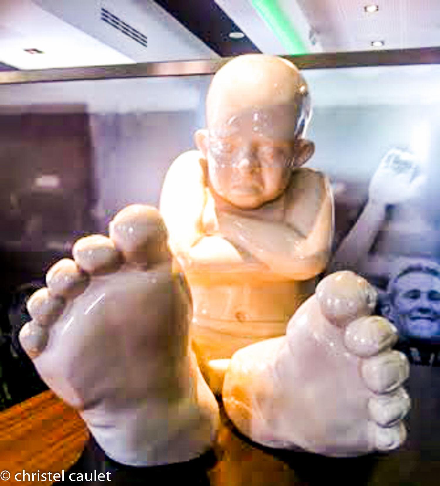 Les sculptures Bigfoot à Nailloux à découvrir 1