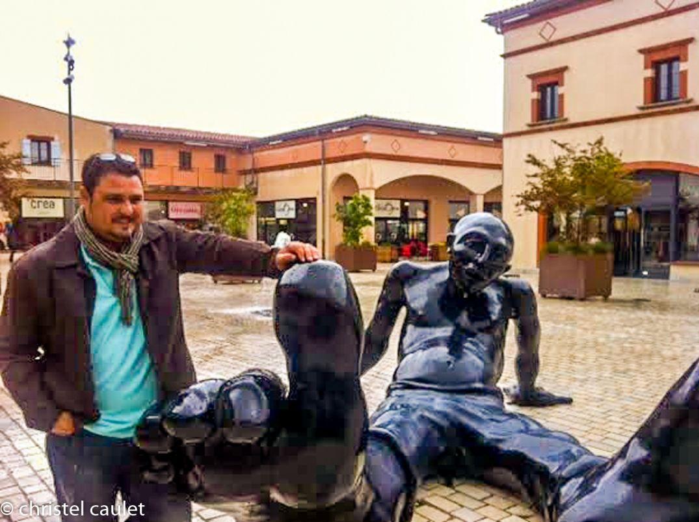 Les sculptures Bigfoot à Nailloux à découvrir 4