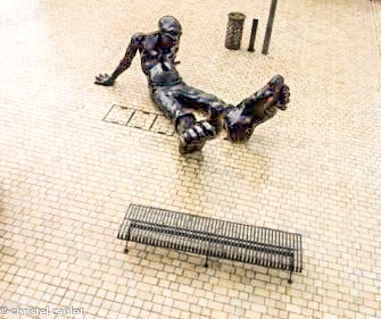 Les sculptures Bigfoot à Nailloux à découvrir 5
