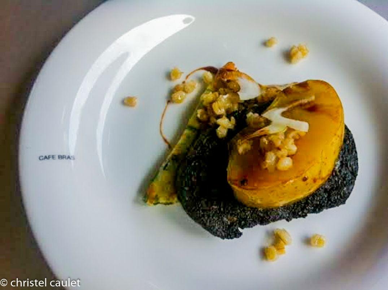 Manger au Café Bras au Musée Soulages à Rodez
