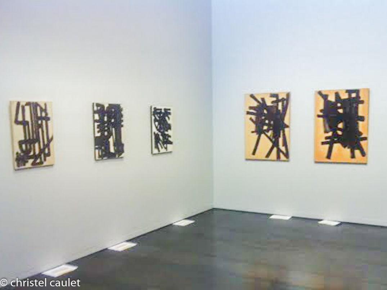 Les œuvres de Soulages à Rodez