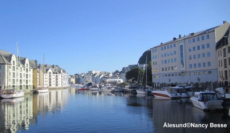 Ålesund - la petit Venise de Norvège