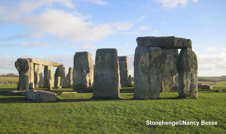 Stonehenge - les Midlands