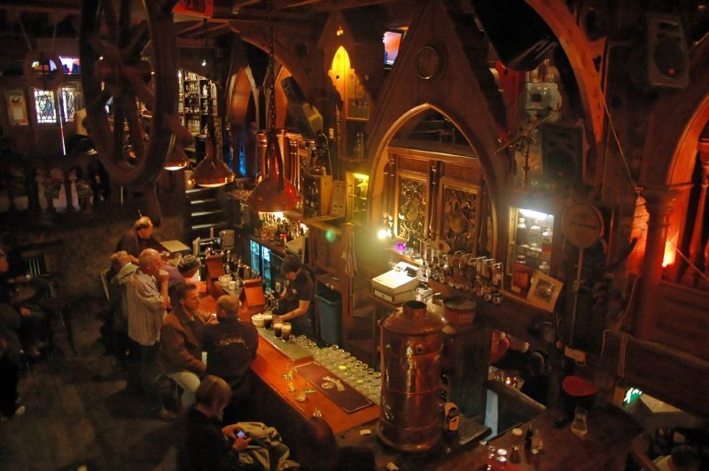 Un pub sublime à Galway