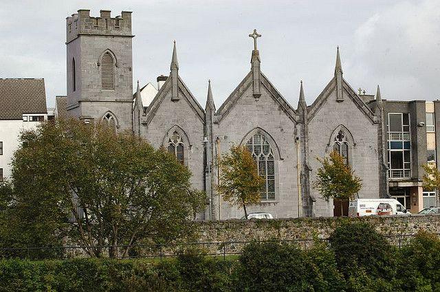 La cathédrale de Galway