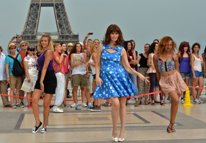 Danser au Trocadéro