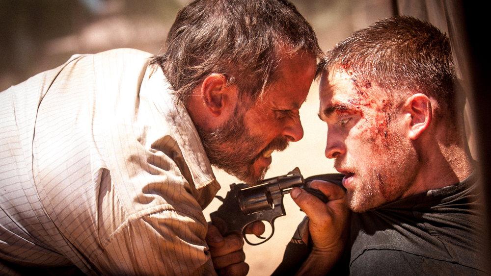 Action intense dans le Film the Rover