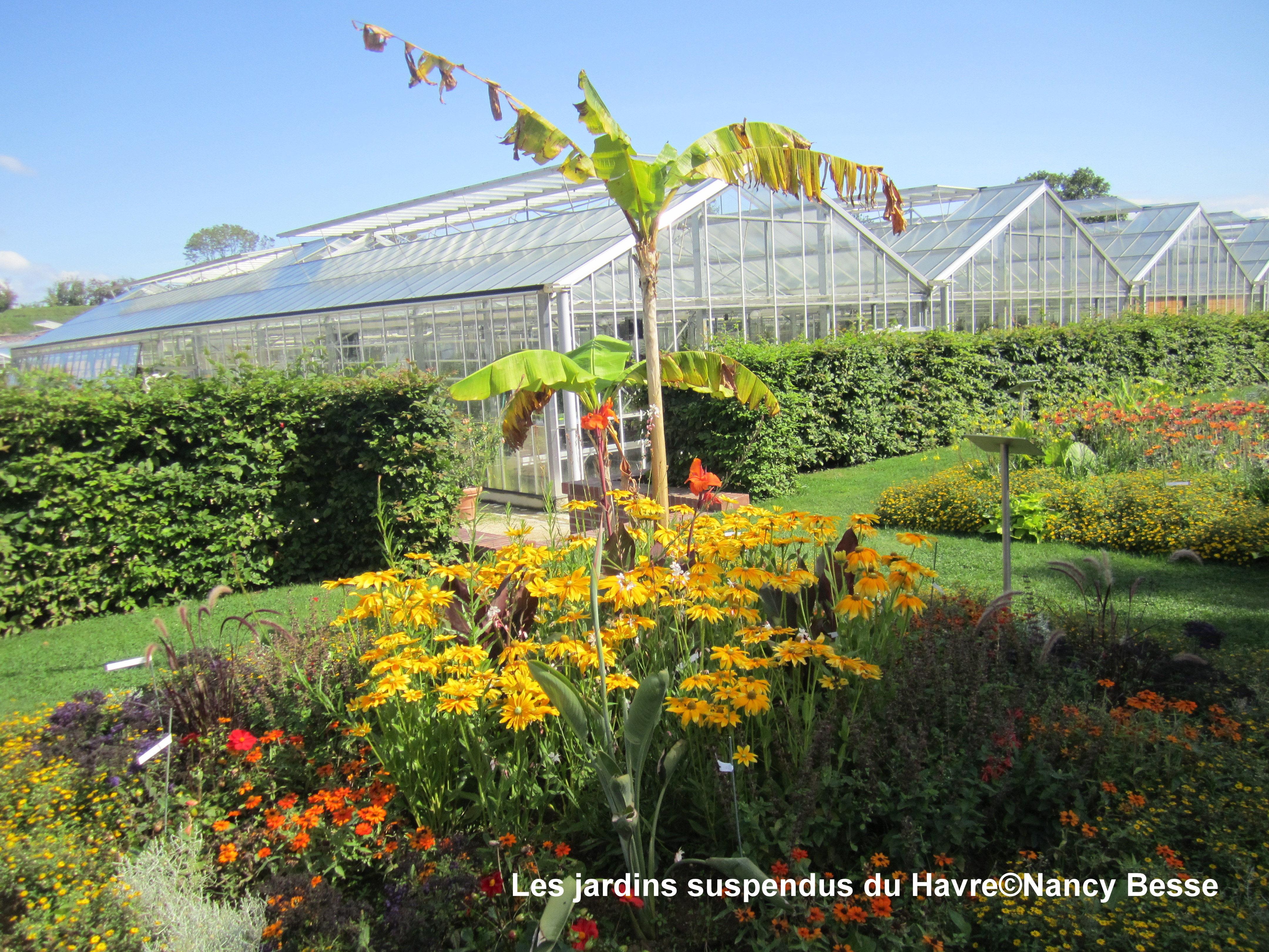 Voyagez stylées : Les jardins suspendus du Havre 6
